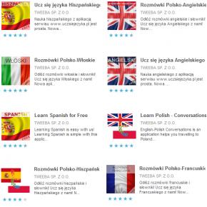 Nowe aplikacje do nauki języków