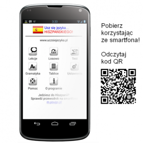Tweeba i YouGO! wydały aplikację do nauki hiszpańskiego