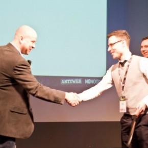 Odebraliśmy nagrodę AppAward 2013 (Android, Edukacja)