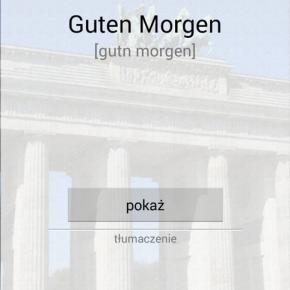Tweeba.pl wydała aplikację mobilną do nauki niemieckiego