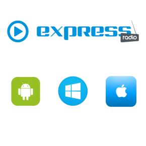 Aplikacja mobilna Radia Express już na wszystkich platformach!