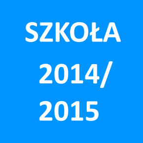 Idzie rok szkolny 2014/2015