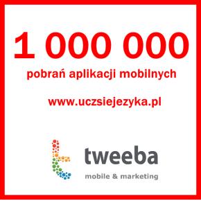 Świętujemy MILION pobrań naszych aplikacji mobilnych!
